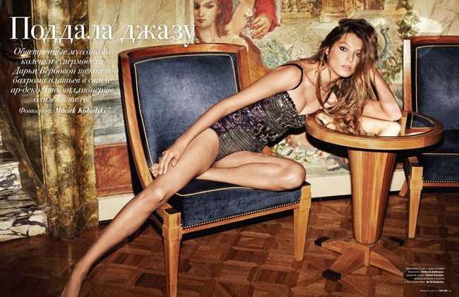 TATLER RUSSIA- Daria Werbowy by Maciek Kobielski. March 2012, www.imageamplified.com, Image Amplified1