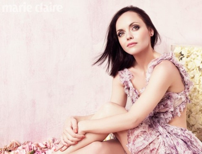FASHION PHOTOGRAPHY- Christina Ricci for Marie Claire UK, April 2012. www.imageamplified.com, Image Amplified4