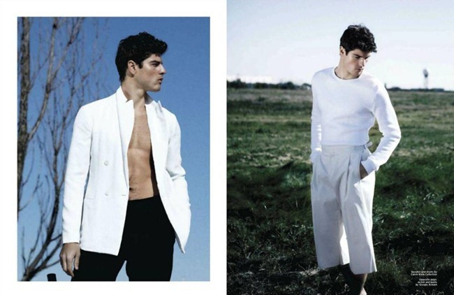 DAMAN MAGAZINE- Evandro Soldati in The Castaway by Don Kim. March 2012, Brent Austin Coover, www.imageamplified.com, Image Amplified2