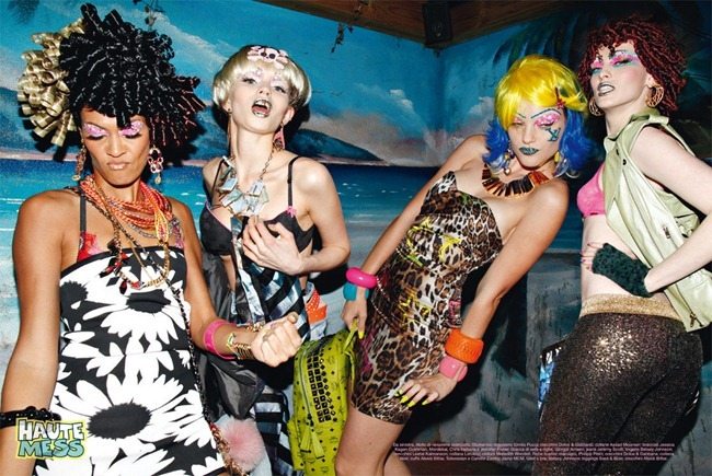 VOGUE ITALIA Haute Mess by Steven Meisel. Lori Goldstein, March 2012, www.imageamplified.com, Image Amplified (8)
