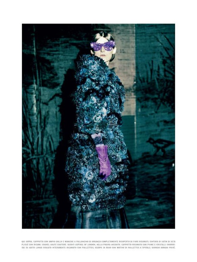 VOGUE ITALIA- Marie Piovesan in A Lady in Spring by Paolo Roversi. Panos Yiapanis, March 2012, www.imageamplified.com, Image Amplified8
