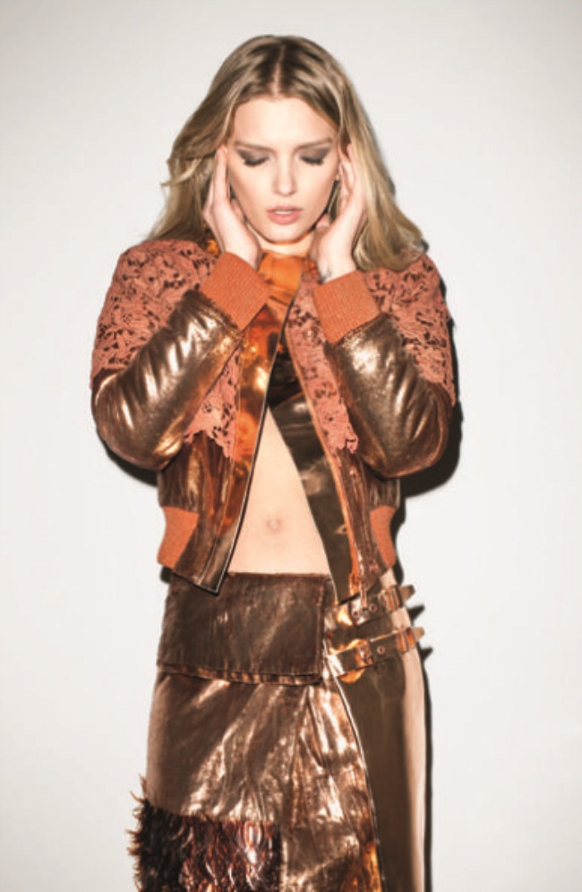 HARPER'S BAZAAR BRAZIL- Lily Donaldson by Terry Richardson. March 2012, www.imageamplified.com, Image Amplified2