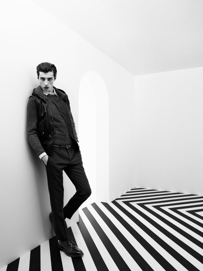 CAMPAIGN- Adrien Sahores for Pierre Balmain Fall 2012. www.imageamplified.com, Image Amplified7