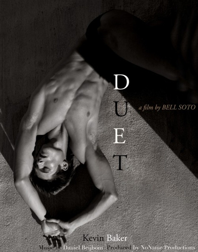 MASCULINE DOSAGE Kevin Baker in DUET by Bell Soto. www.imageampilfied.com, Image Amplified (5)
