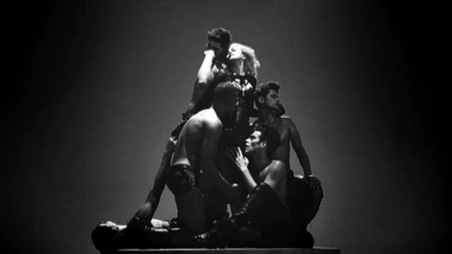 """SOUND CAFFEINE: """"Girl Gone Wild"""" by Madonna, Directed by Mert & Marcus. www.imageamplified.com, Image Amplified"""