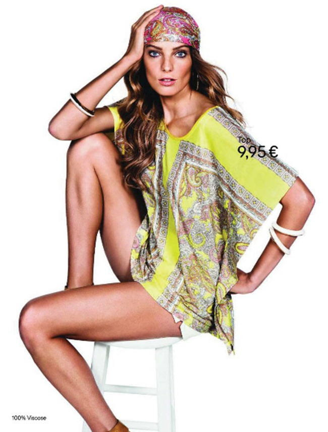 CAMPAIGN Daria Werbowy for H&M Spring 2012. www.imageamplified.com, Image Amplified (3)