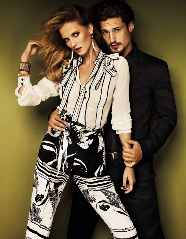 CAMPAIGN Sam Webb for Cavalli Class Spring 2012. www.imageamplified.com, Image Amplified (5)