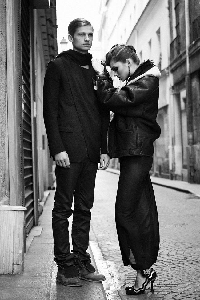 IMAGE AMPLIFIED MAGAZINE Merle Bergers & Maximilian in Paris by Josefina Bietti. Anna Philippa Wolf, March 2012, www.imageamplified.com, Image Amplified (10)