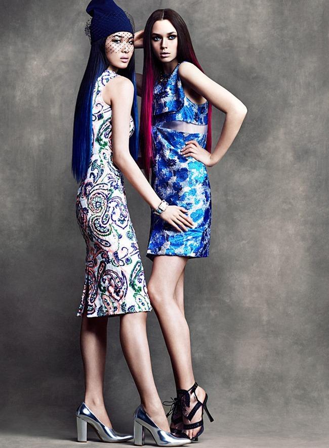FLARE MAGAZINE Wei & DJ by Chris Nicholls. Elizabeth Cabral, April 2012, www.imageamplified.com, Image Amplified (9)