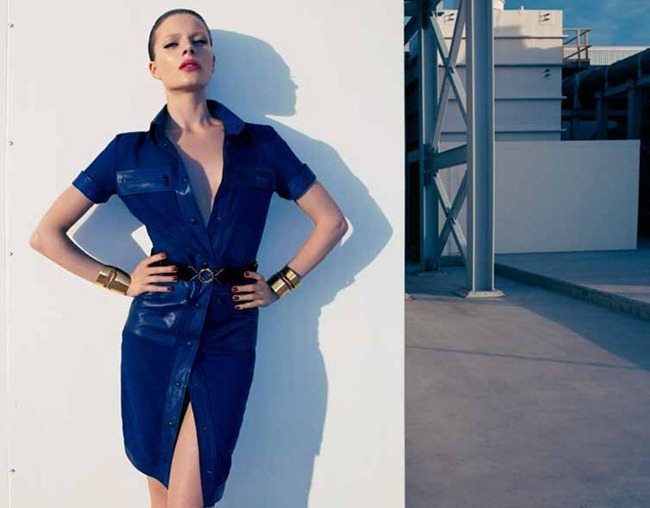 HARPER'S BAZAAR UK- Ieva Laguna in Bright Star by Camilla Akrans. Franck Benhamou, May 2012, www.imageamplified.com, Image Amplified (6)