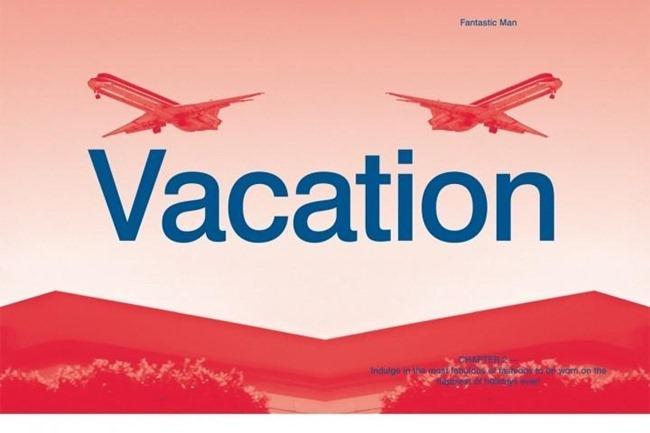 FANTASTIC MAN MAGAZINE- Vacation by Daniel Riera. Hannes Hetta, Spring 2012, www.imageamplified.com, Image Amplified