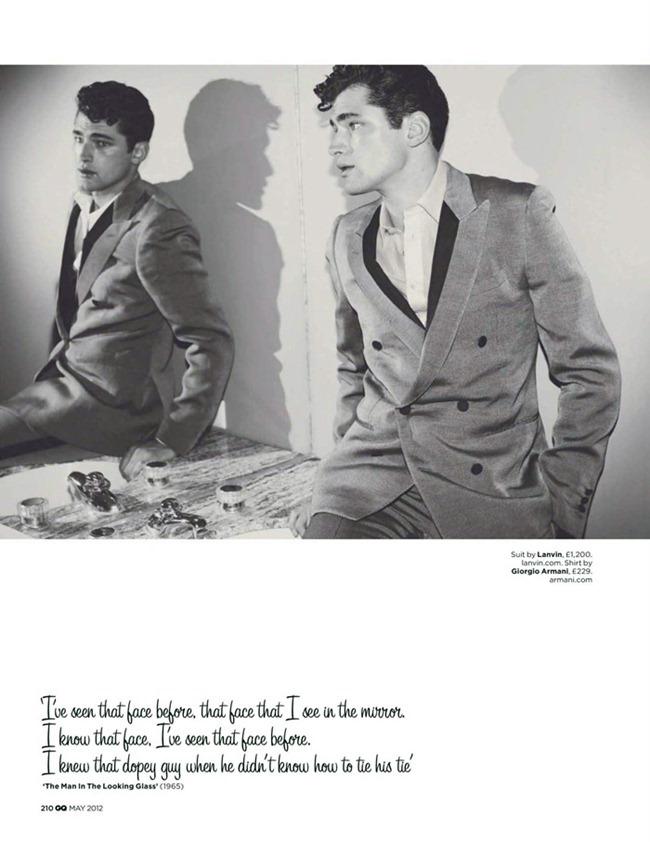 GQ UK Sean O'Pry in Being Frank by Guy Aroch. Jo Levin, www.imageamplified.com, Image Amplified (7)