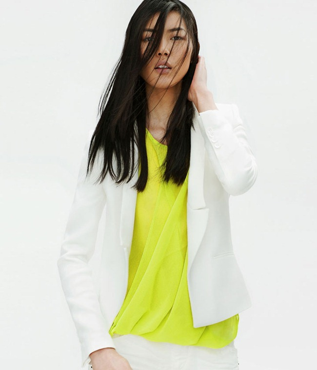 LOOKBOOK Liu Wen for Zara April 2012. www.imageamplified.com, Image Amplified (6)