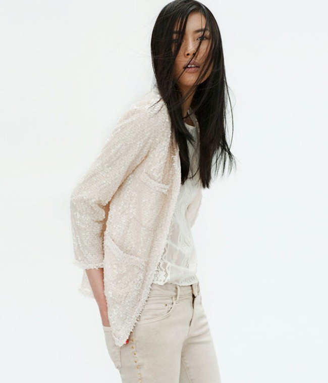 LOOKBOOK Liu Wen for Zara April 2012. www.imageamplified.com, Image Amplified (7)