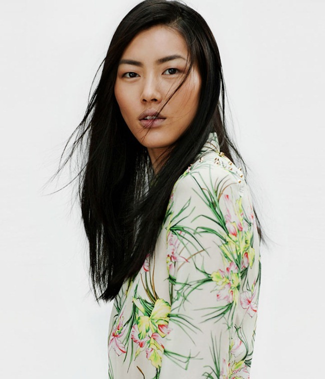 LOOKBOOK Liu Wen for Zara April 2012. www.imageamplified.com, Image Amplified (10)