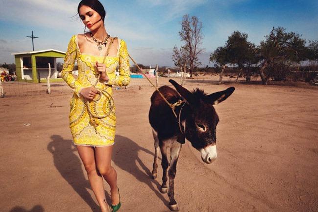GRAZIA GERMANY Yana Sotnikova by Tina Luther. Nino Cerone, April 2012, www.imageamplified.com, Image Amplified (5)