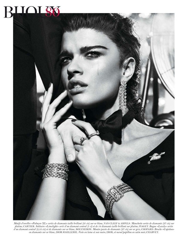 VOGUE PARIS- Crystal Renn by Giampaolo Sgura. May 2012, www.imageamplified.com, Image Amplified