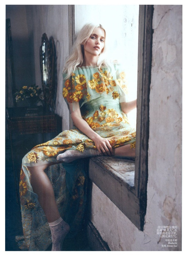 VOGUE CHINA- Abbey Lee Kershaw in Bloom Forth by Lachlan Bailey. Clare Richardson, May 2012, www.imageamplified.com, Image Amplified (1)