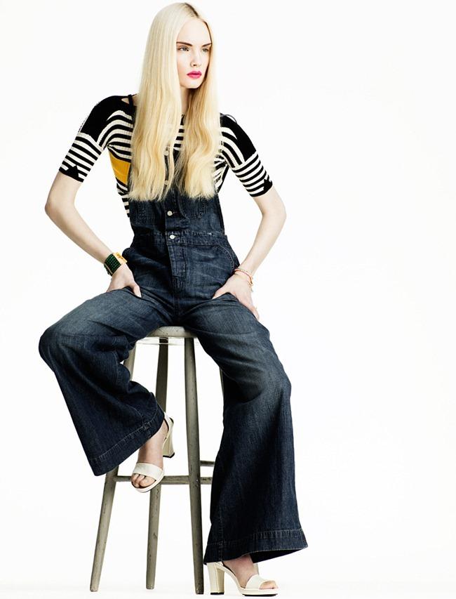 ELLE SWEDEN Henrietta Hellberg in Jeans Bible by Jimmy Backius. Jenny Fredriksson, April 2012, www.imageramplified.com, Image Amplified (5)