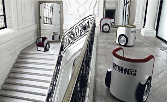 WE ♥ JEAN PAUL GAULTIER Jean Paul Gaultier for Roche Bobois 2010. www.imageamplified.com, Image Amplified (5)