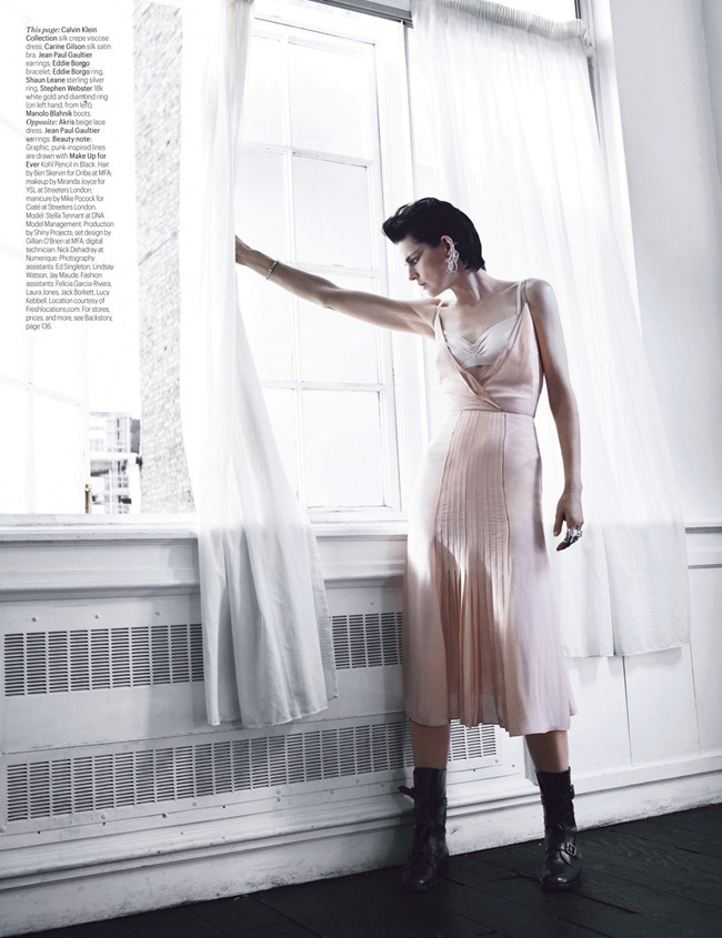W MAGAZINE Stella Tennant in hail Pale by Emma Summerton. Edward Wnninful, May 2012, www.imageamplified.com, Image Amplified (7)