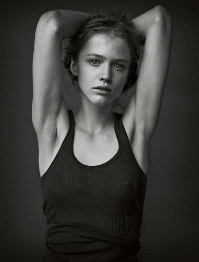 VOGUE GERMANY Naked Truth by Peter Lindbergh. June 2012, www.imageamplified.com, Image Amplified (2)