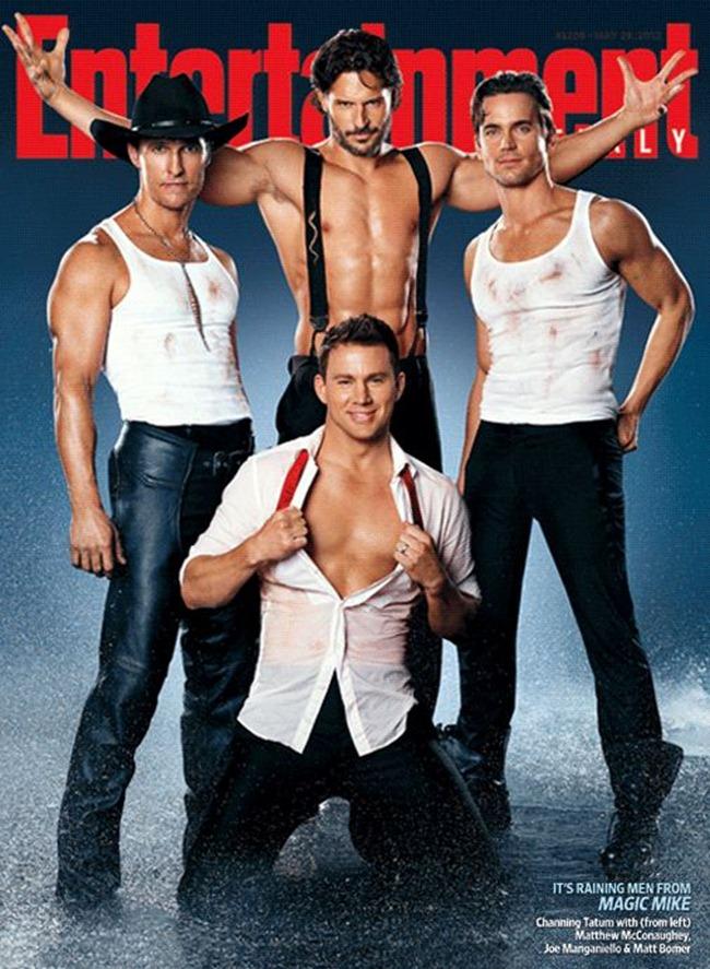 ENTERTAINMENT WEEKLY- Channing Tatum, Joe Manganiello, Matthew McConaughey & Matt Bomer by Gavin Bond. May 2012, www.imageamplified.com, Image Amplified (6)