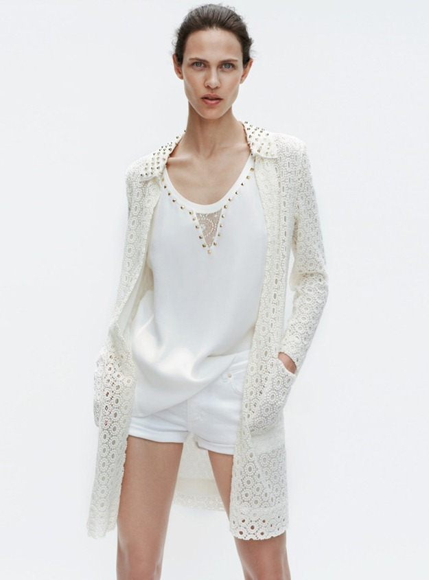 LOOKBOOK Aymeline Valade for Zara June 2012. www.imageamplified.com, Image Amplified (10)