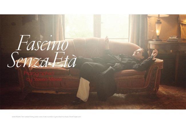 VOGUE ITALIA Fascino Senza Eta by Steven Meisel. Karl Templer, www.imageamplified.com, Image Amplified (12)
