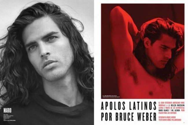 V SPAIN Mario Blanco &  Wil Aleman in Apolos Latinos by Bruce Weber. www.imageamplified.com, Image Amplified (1)