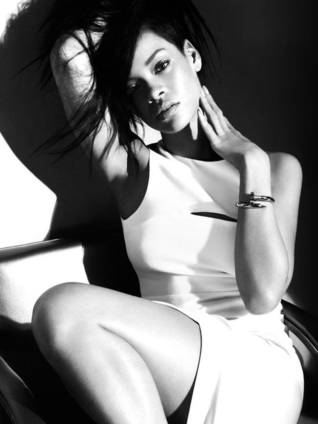 HARPER'S BAZAAR MAGAZINE Rihanna by Camilla Akrans. August 2012, www.imageamplified.com, Image Amplified (6)