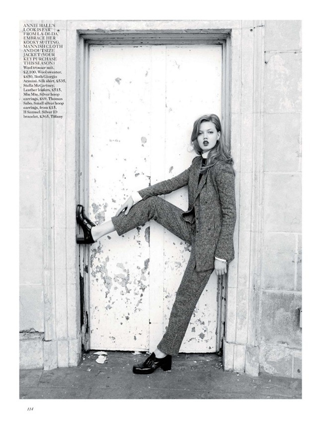 VOGUE UK Lindsey Wixson in Daydream Believer by Terry Richardson. Francesca Burns, August 2012, www.imageamplified.com, Image Amplified (10)
