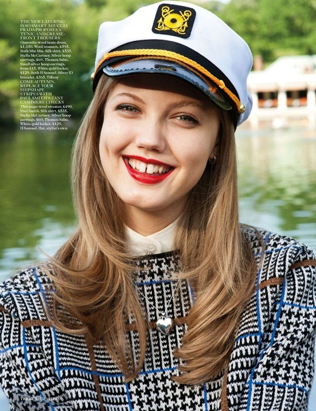 VOGUE UK Lindsey Wixson in Daydream Believer by Terry Richardson. Francesca Burns, August 2012, www.imageamplified.com, Image Amplified (3)