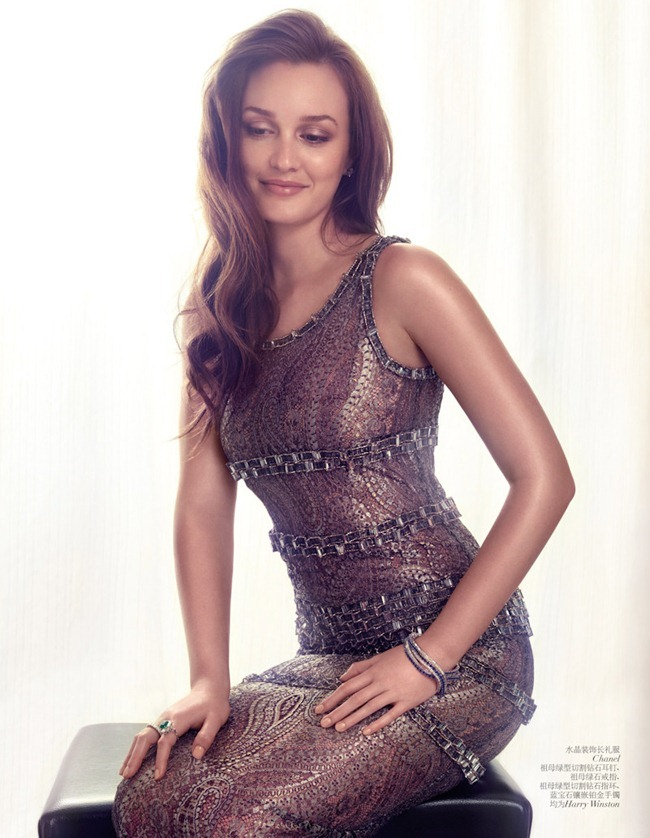 VOGUE CHINA Leighton Meester by Stockton Johnson. August 2012, Yi Guo, www.imageamplified.com, Image Amplified (2)