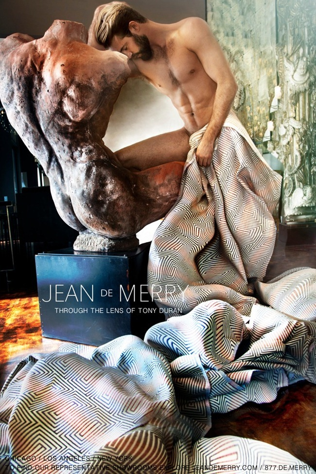 CAMPAIGN tom Bull, Chris Lucas, Emily & Annelise for Jean de Merry 2012 by Tony Duran. www.imageamplified.com, Image Amplified (3)