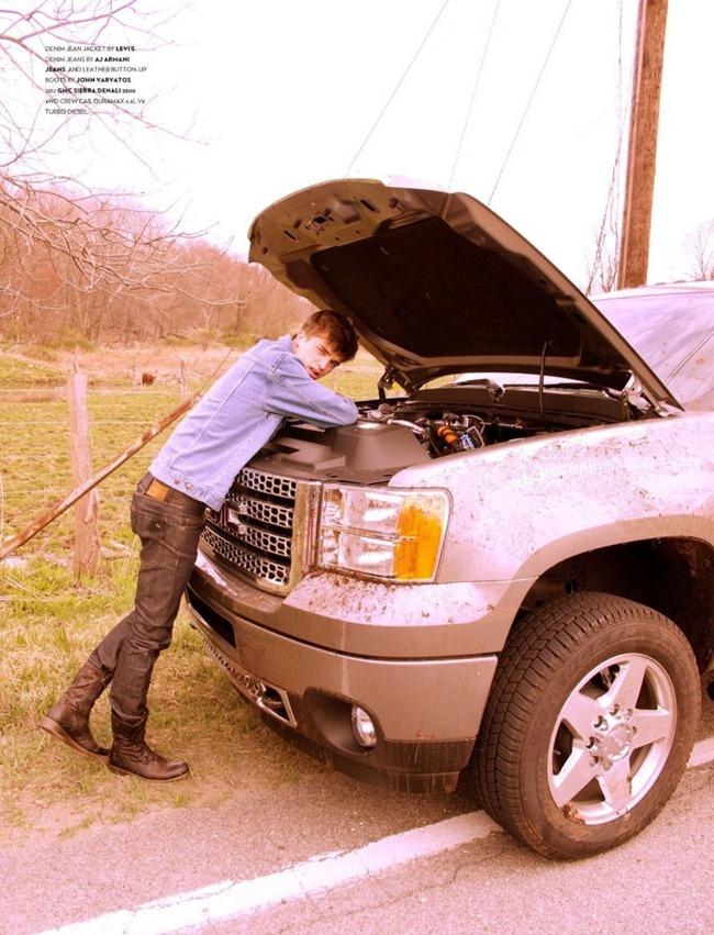 FLAUNT MAGAZINE Arthur Sales, River viiperi & Justin Hopwood by Rachel Bank. www.imageamplified.com, Image Amplified (10)