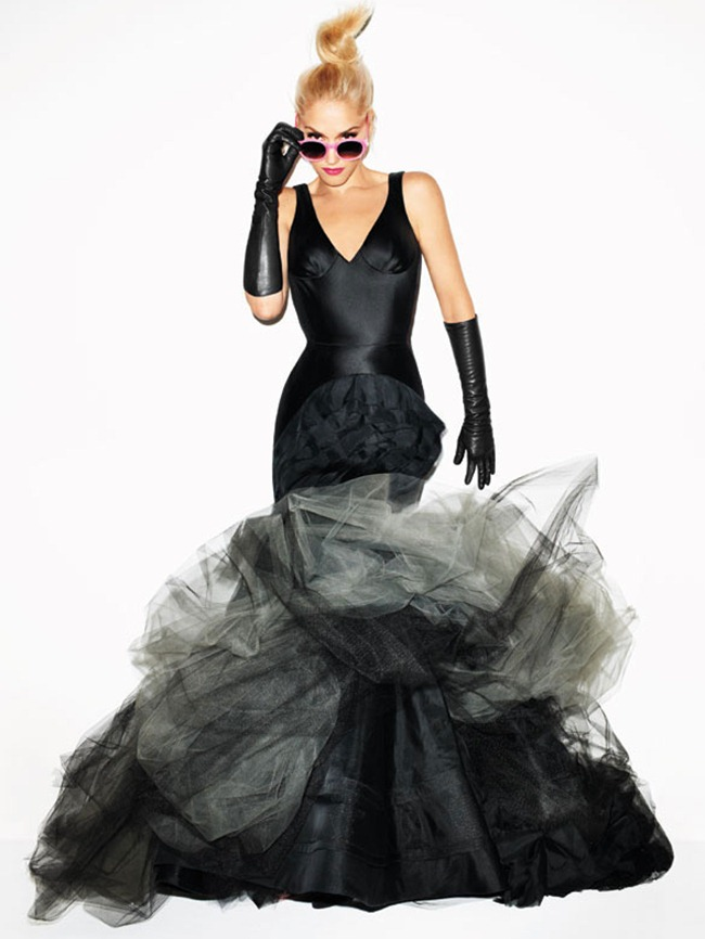 HARPER'S BAZAAR MAGAZIEN Gwen Stefani by Terry Richardson. September 2012, www.imageamplified.com, Image Amplified (3)