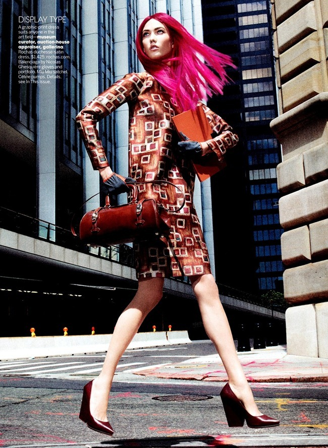 VOGUE MAGAZINE Karlie Kloss in Her Brilliant Career by David Sims. Grace Coddington, September 2012, www.imageamplified.com, Image Amplified (3)
