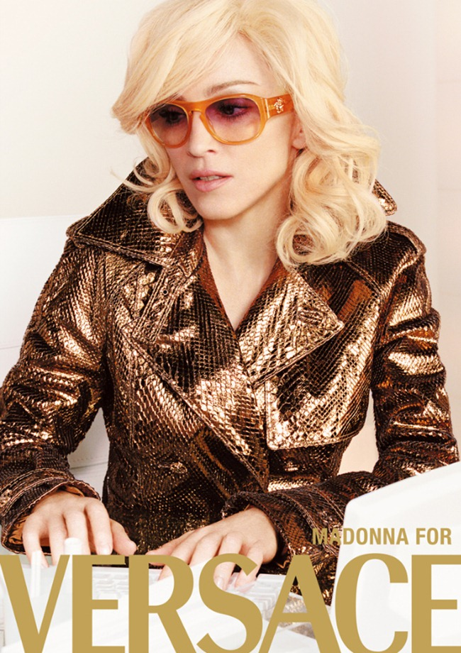 WE ♥ VERSACE- Madonna for Versace Spring 2005 by Mario Testino. www.imageamplified.com, Image Amplified2