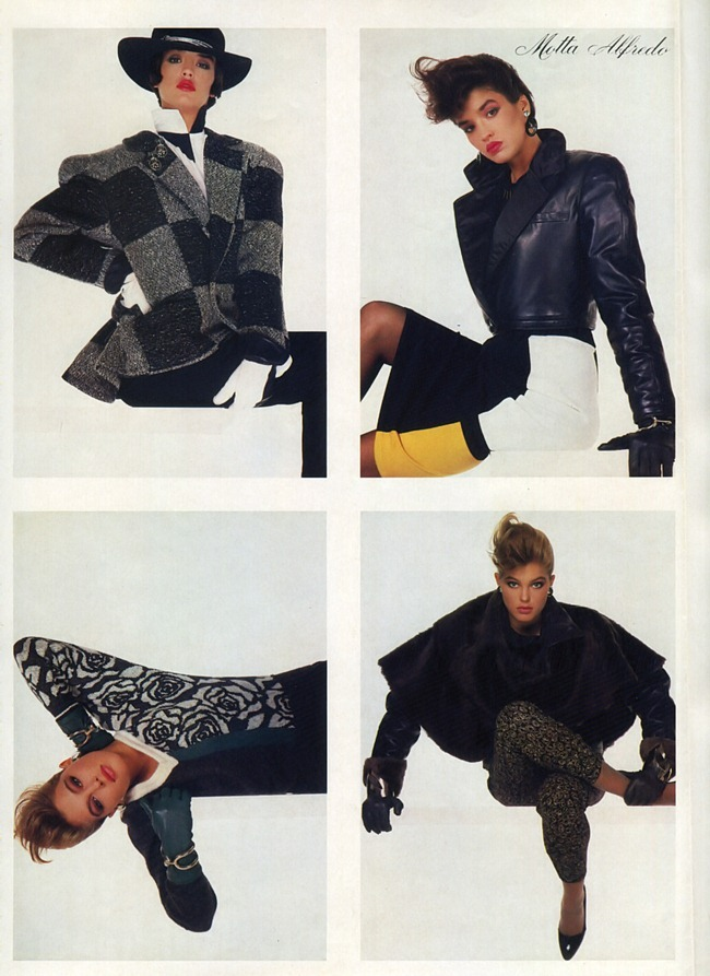 WE ♥ VERSACE- Janice Dickinson & Renee Simonsen for Versace Fall 1983 by Richard Avedon. www.imageamplified.com, Image Amplified6