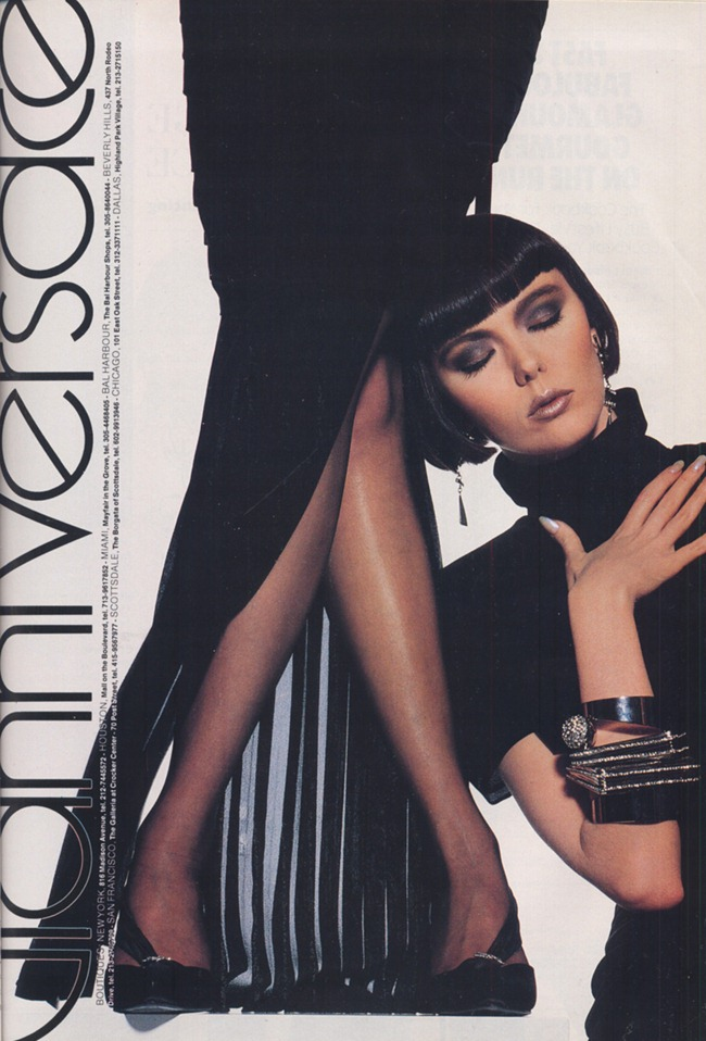 WE ♥ VERSACE- Christy Turlington for Versace Fall 1988. www.imageamplified.com, Image Amplified3