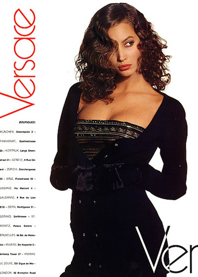 WE ♥ VERSACE- Christy Turlington for Versace Fall 1988. www.imageamplified.com, Image Amplified6