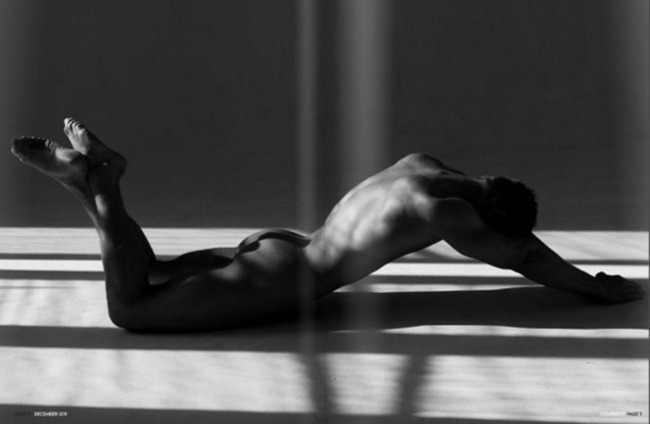 COVERBOY MAGAZINE- Gluteus Maximus by Andrey Vishnyakov. www.imageamplified.com, Image Amplified4