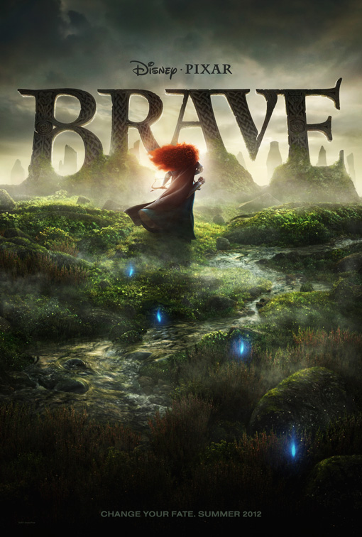CINEMA SCAPE Brave, Out Summer 2012. www.imageamplified.com, Image Amplified