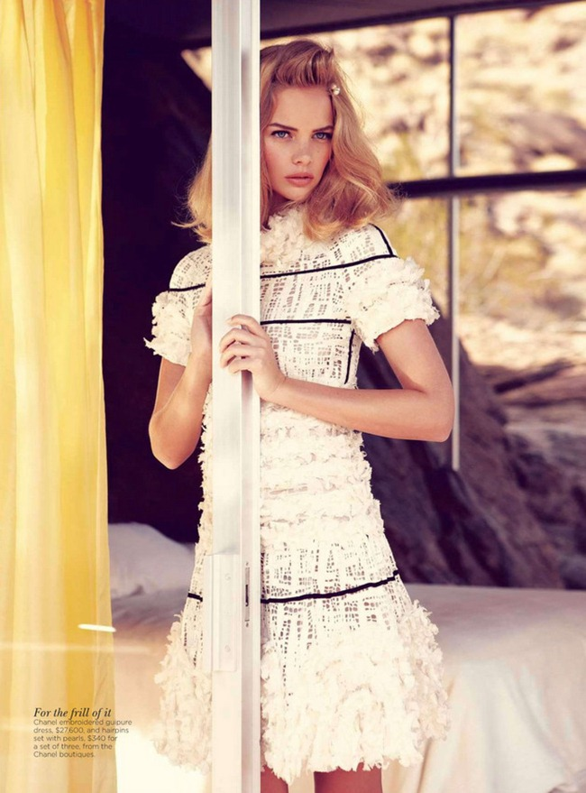 VOGUE AUSTRALIA- Marloes Horst by Nicole Bentley. Meg Gray, February 2012, www.imageamplified.com, Image Amplified6