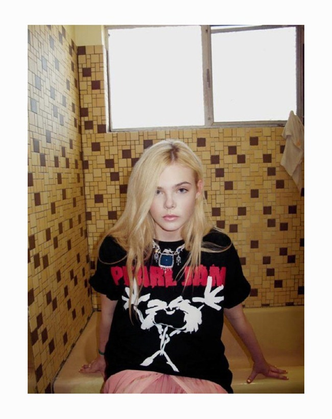 A MAGAZINE- Elle Fanning in Rodarte by Bill Owens. Ashley Furnival, Shirley Kurata, www.imageamplified.com, Image Amplified7