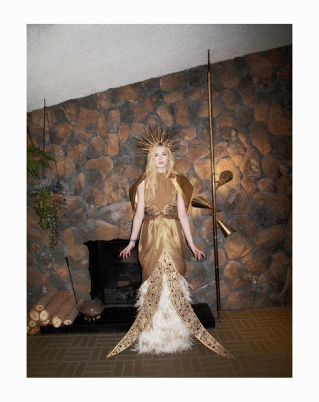 A MAGAZINE- Elle Fanning in Rodarte by Bill Owens. Ashley Furnival, Shirley Kurata, www.imageamplified.com, Image Amplified2
