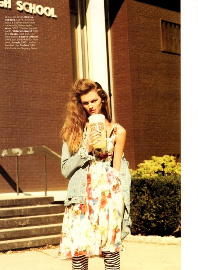 ELLE MAGAZINE- Ali Stephens in Teen Spirit by Bruno Staub. Beth Fenton, www.imageamplified.com, Image Amplified8