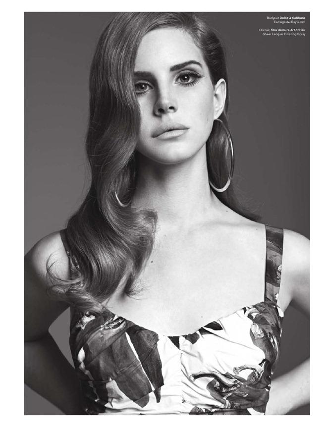 V MAGAZINE- Lana Del Rey in The Ballad of Lana Del Rey by Karim Sadli. Jay Massacret, Spring 2012, www.imageamplified.com, Image Amplified9