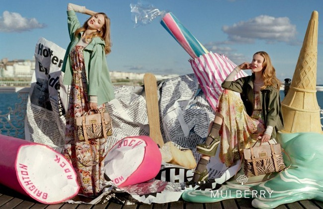CAMPAIGN- Lindsey Wixson & Frida Gustavsson for Mulberry Spring 2012 by Tim Walker. Edward Enninful, www.imageamplified.com, Image Amplified7